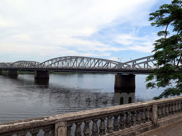 Korea funded $ 6 million for projects planned two banks of the Perfume River