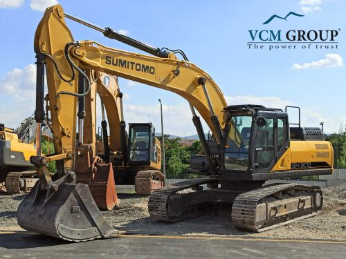 Used Excavator Sumitomo SH300-6 2017 from Europe